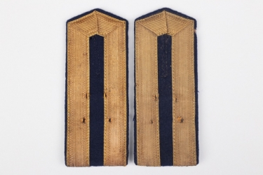 Imperial Germany - Kaiserliche Marine shoulder boards for a deck officer