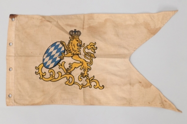 Bavaria - lance pennant for NCOs