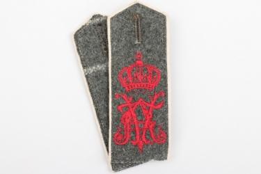 Prussia - Füsilier-Regiment Königin Nr. 86 shoulder boards - EM