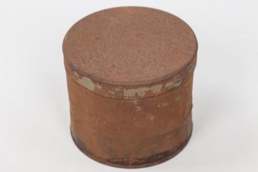 Imperial Germany - gas mask filter case