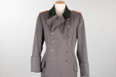 Heer Artillerie officer's coat - gilt buttons