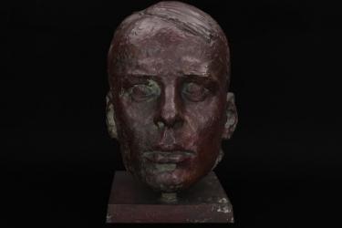 Oswald Boelcke - bronze bust (1936)
