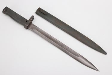 "Imperial Germany - ""Not"" bayonet 88/98 similar to Carter Nr. 03"
