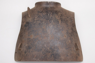 Imperial Germany - trench armour 2nd pattern - top part