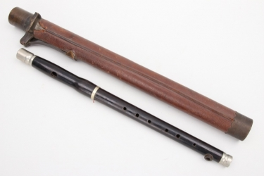 Imperial Germany - piccolo with quiver