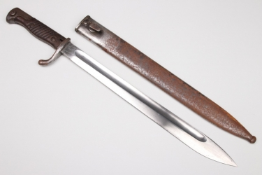 Imperial Germany - bayonet 98/05 - Mauser