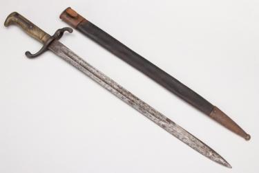 Prussia - bayonet SG 71 Inf.Rgt. 67