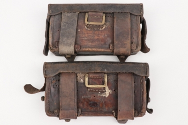 Prussia - 1874 ammunition pouch