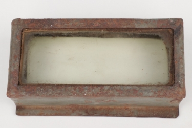 Third Reich - Wehrmacht glass block for armored vehicles