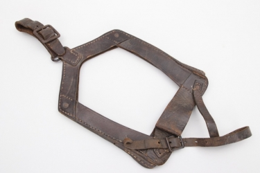 Austria - spade leather holster