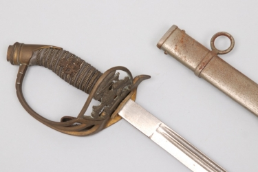 Prussia - M1889 infantry officer's sword