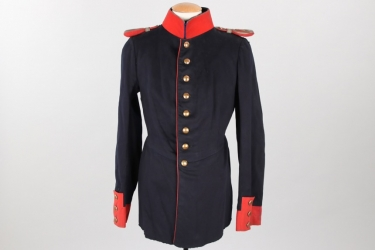 Prussia - Infanterie-Regiment Nr. 72 tunic for a Leutnant