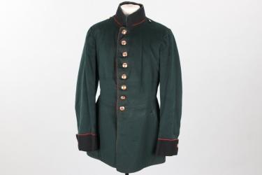 Saxony - tunic Schützen-Regiment Nr. 108 - EM