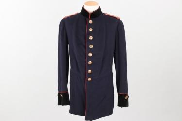 Prussia - Feldartillerie parade tunic - Oberleutnant