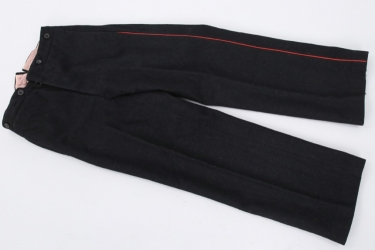 Imperial Germany - straight trousers for infantry officers