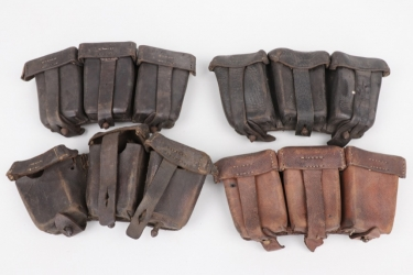 Imperial Germany - 4 + M1911 ammunition pouches