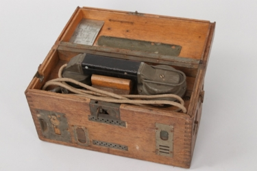 Imperial Germany - field telephone 16 type B