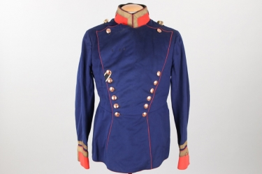Prussia - Ulanka Ulan tunic for a Wachtmeister