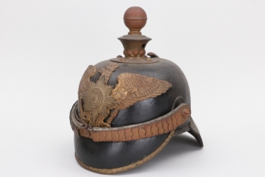 Prussia - M1886 Garde-Fußartillerie spike helmet - EM/NCO