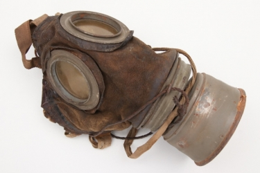 Imperial Germany - M1917 gas mask with filter