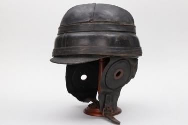 "Imperial Germany - pilot's crash helmet ""Roold pattern"""