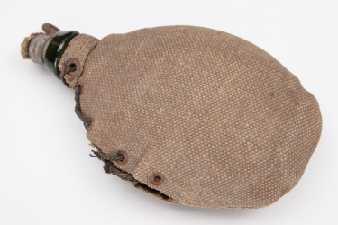 Imperial Germany - M1915/17 canteen (Glas-Ersatz)