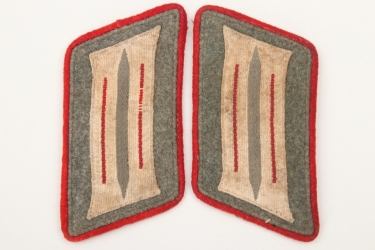 Imperial Germany - EM collar tabs
