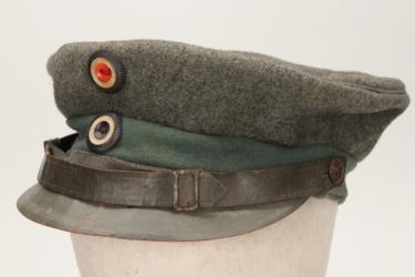Prussia - M1908 visor cap - EM