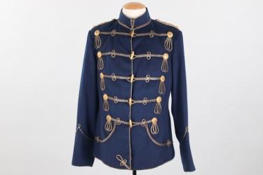 Prussia - Husaren-Regiment 7 attila tunic - Oberleutnant