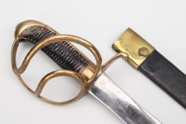 Bavaria - Gendarmerie bayonet M 1864