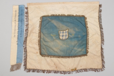 Bavaria - Leibregiment flags (Passau 1908)