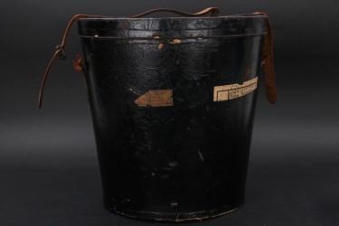 Saxony - shako helmet container