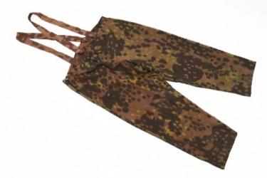Waffen-SS camo field trousers - Plane Tree No.1