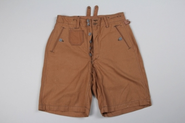 Kriegsmarine Afrikakorps shorts - from stock