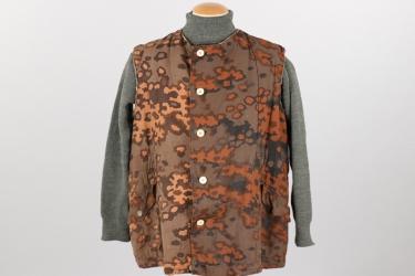 Waffen-SS reversible winter parka - oak leaf (autumn)