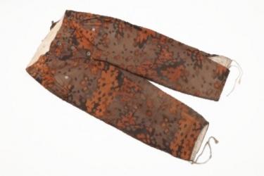 Waffen-SS camo reversible trousers (autumn)