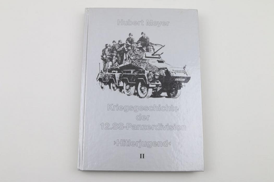 Kriegsgeschichte der 12.SS-Panzerdivision 'Hitlerjugend' Vol.II