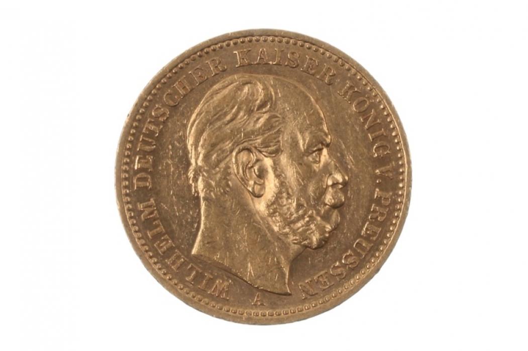 20 MARK 1888 A - WILHELM I (PRUSSIA)
