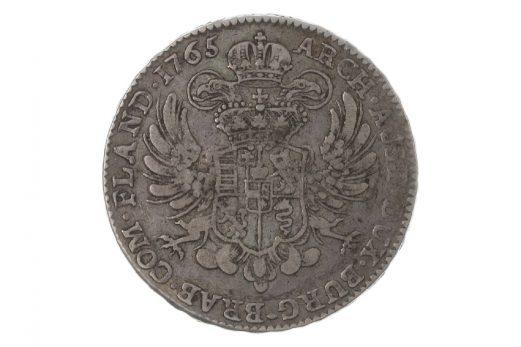 1 TALER 1765 - MARIA THERESIA (AUSTRIA)