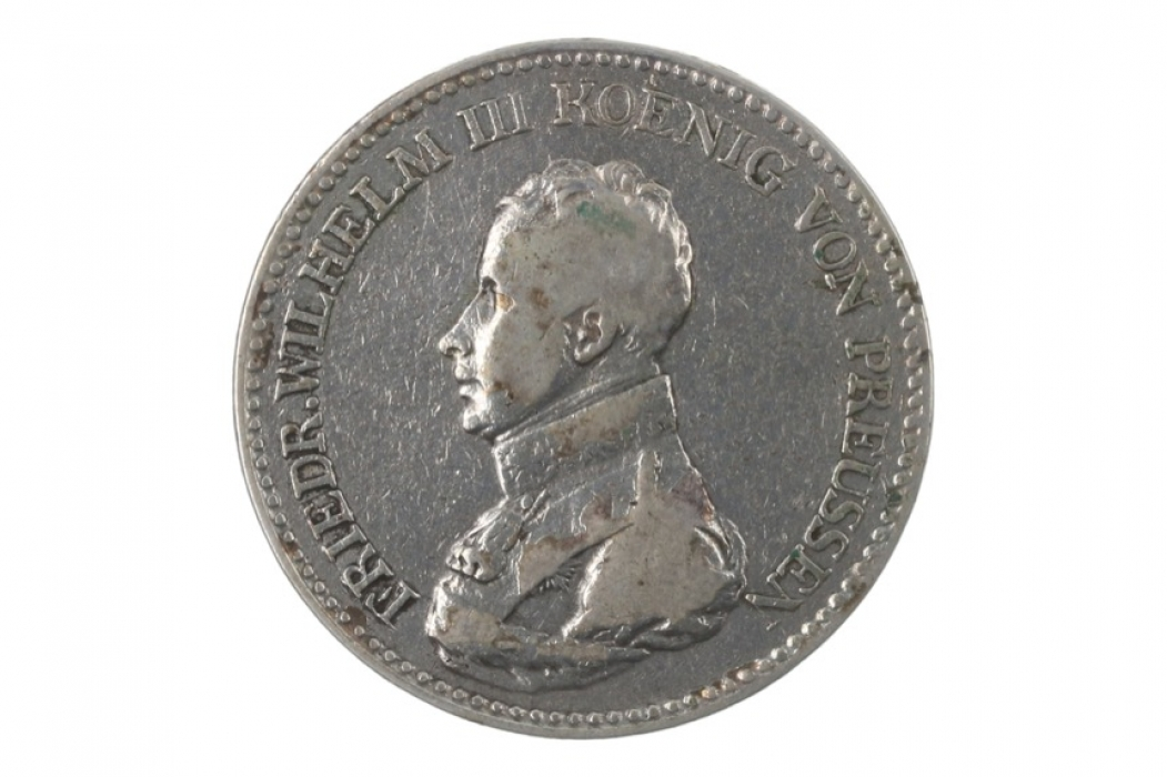 1 TALER 1818 A - FRIEDRICH WILHELM III (PREUSSEN)