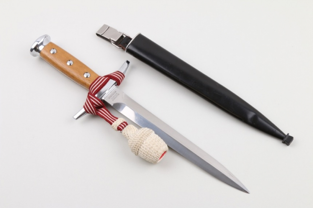 Swiss M43 officer's dagger with portepee