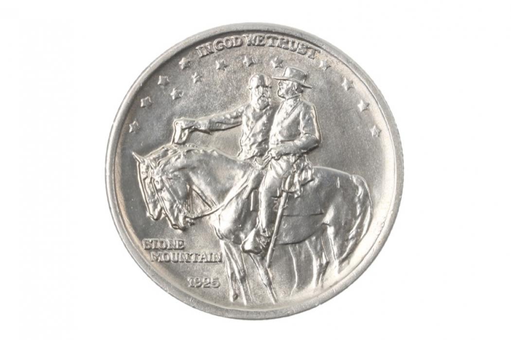 1/2 DOLLAR 1925 - STONE MOUNTAIN (USA)
