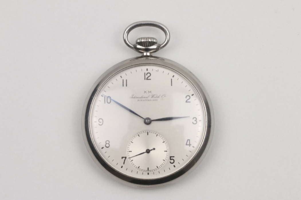 Kriegsmarine pocket watch - IWC