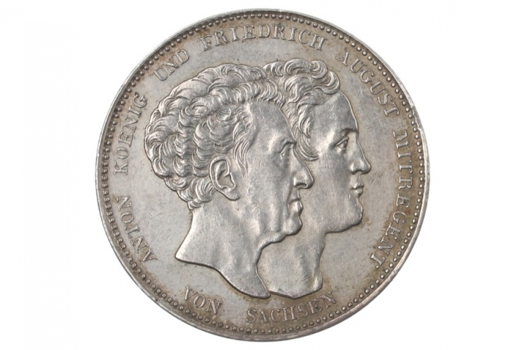 1 TALER 1831 - ANTON (SACHSEN)