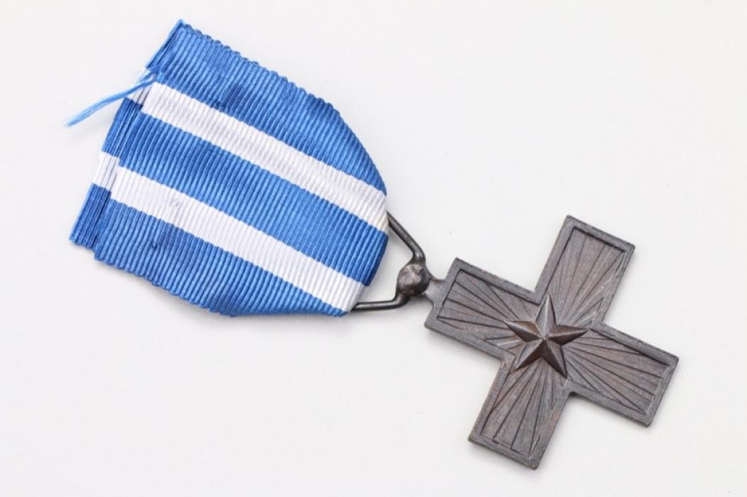 Italien - Kriegsverdienstkreuz
