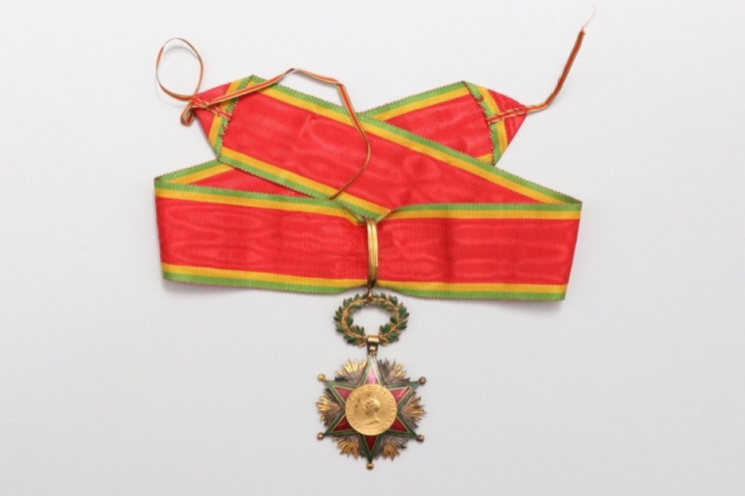 Frankreich - Kommandeurskreuz FEDERATION DU DEVOUEMENT