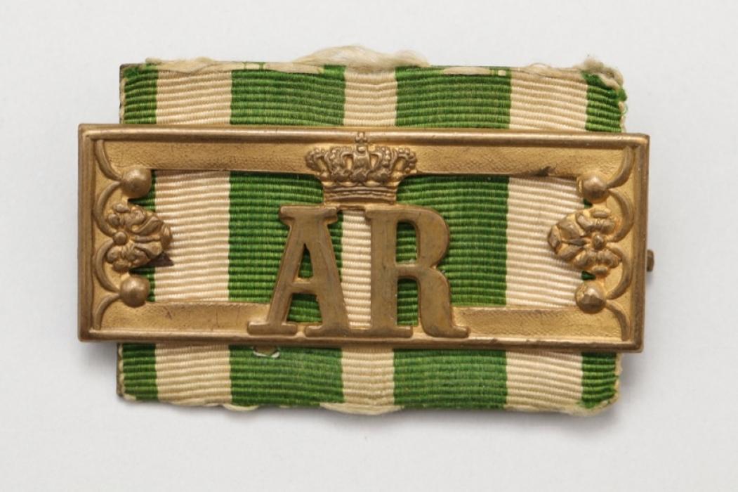 Sachsen - Landwehr Dienstauszeichnung 2. Klasse 1874-1913