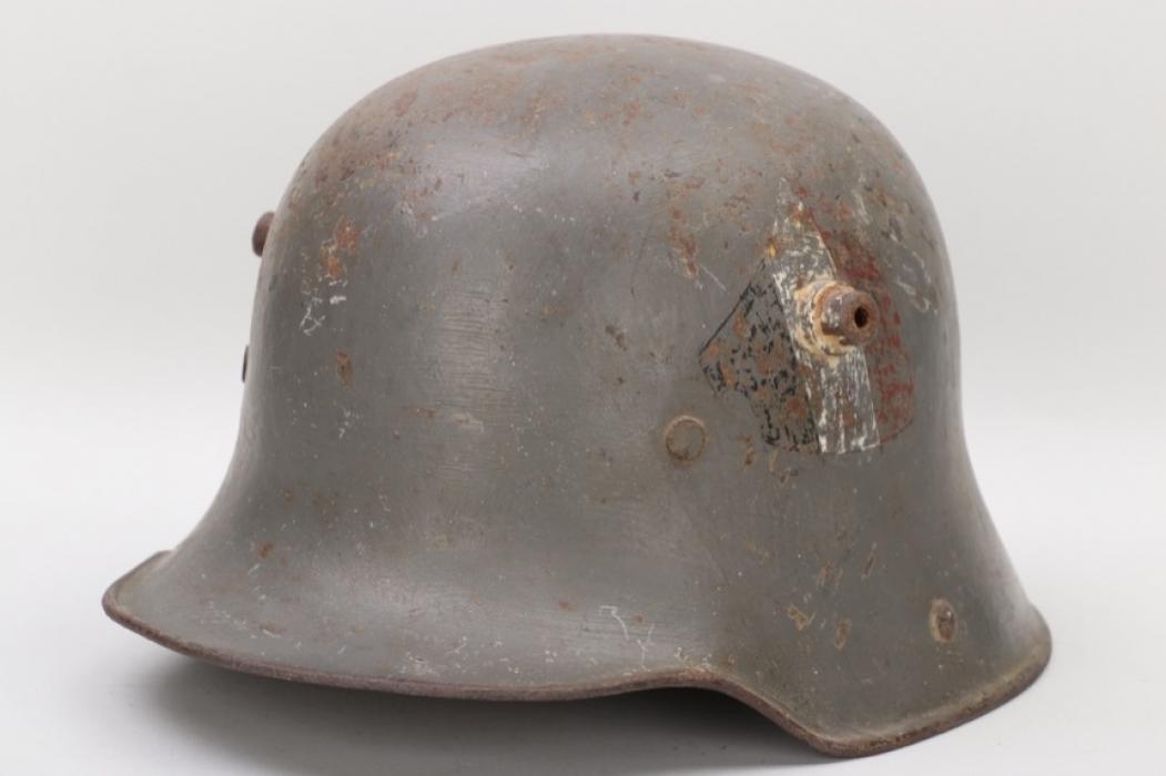 Freikorps / Reichswehr M17 helmet