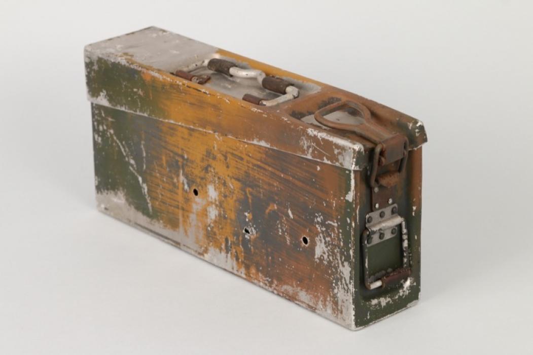 Wehrmacht MG ammunition camo box