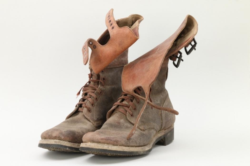 WW2 US combat boots 1944